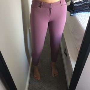 Old Navy Lilac Pixie Pants